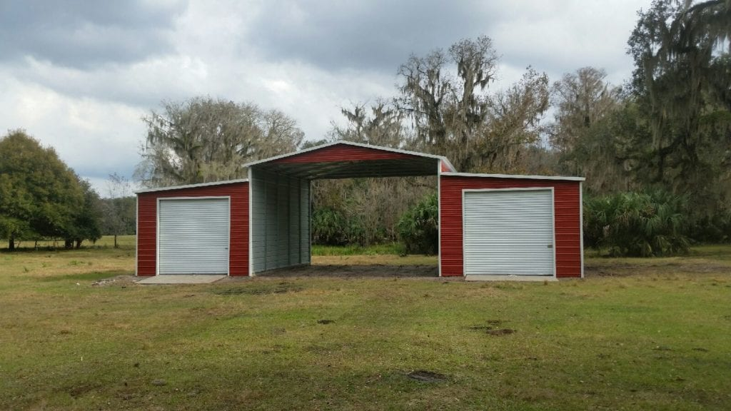 Longwood Steel Buildings