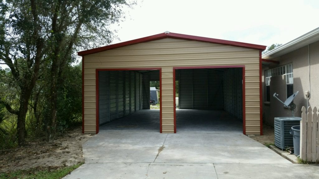 Kissimmee Steel Buildings