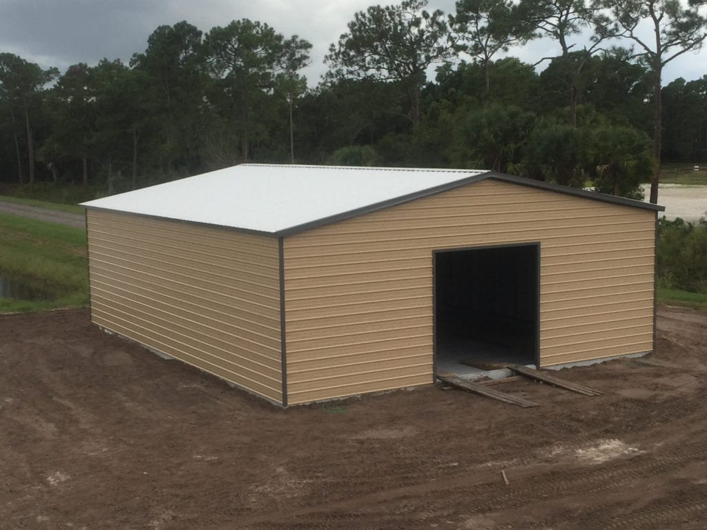 Eustis Steel Buildings