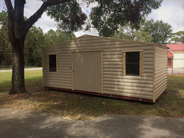 Sheds - Central Florida Steel Buildings and Supply