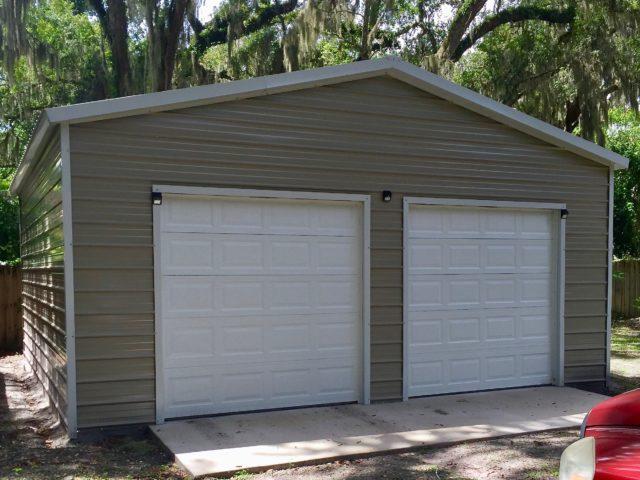 24x25 Garage