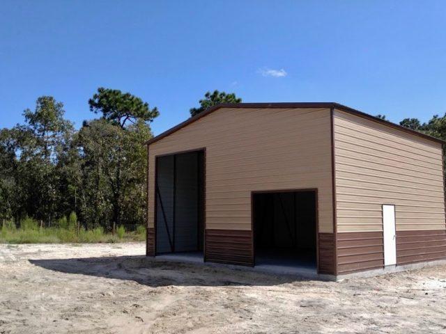 30x30 Standard Steel Building
