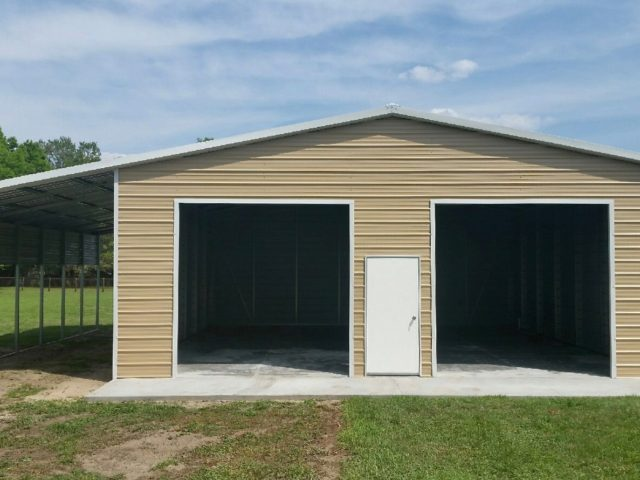 Custom Steel Buildings Central Florida Steel Buildings
