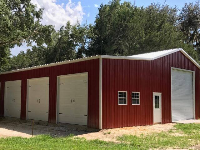 40x55 Custom Barn
