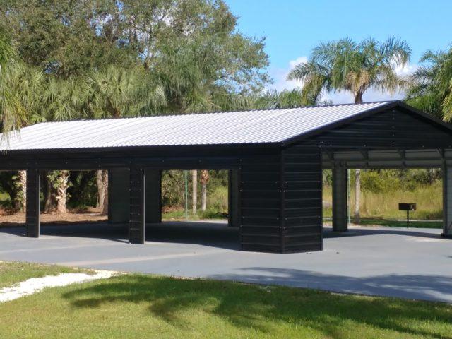 30x55 Custom Pavilion