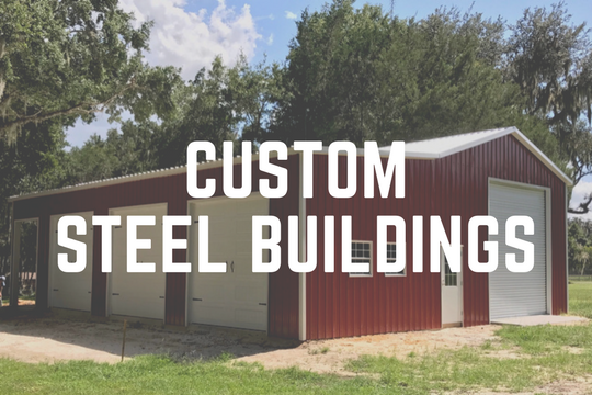 Custom Steel Buildings