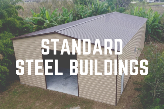 Standard Steel Buildings