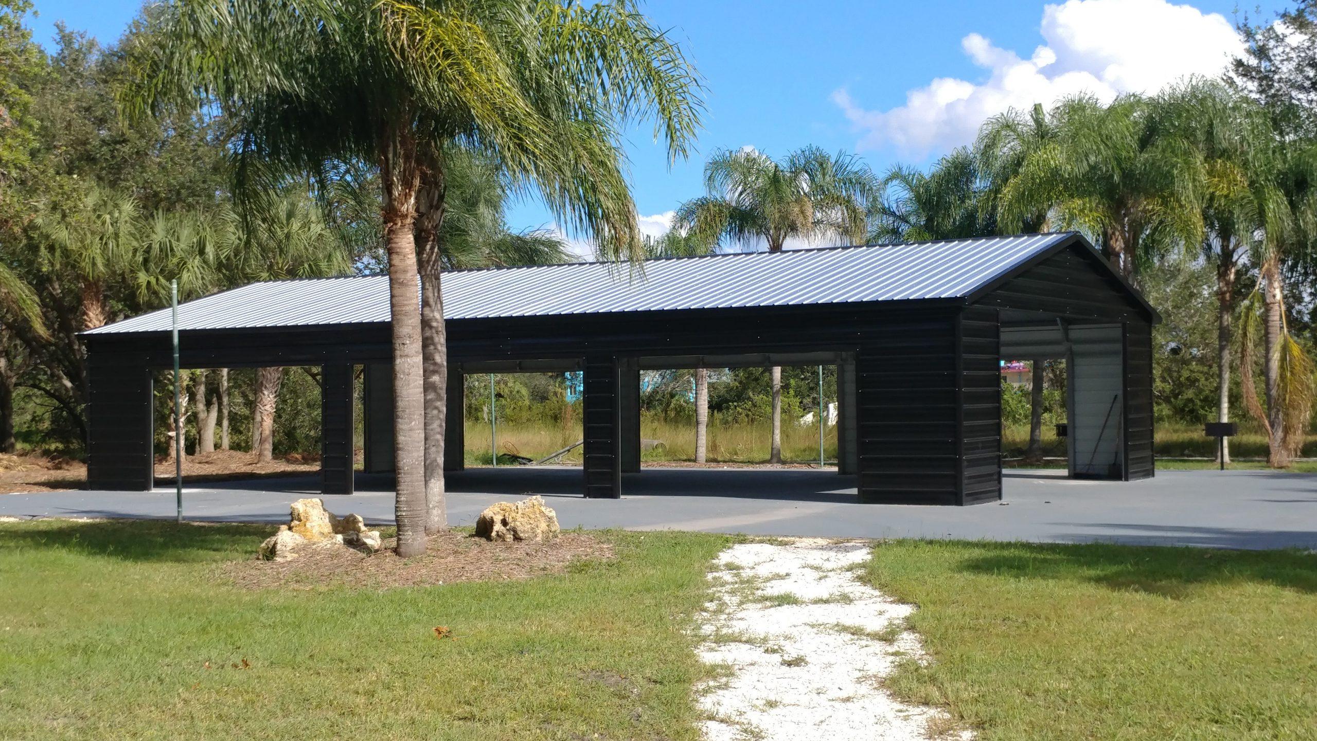 Florida Steel Buildings Expert Central Florida Steel