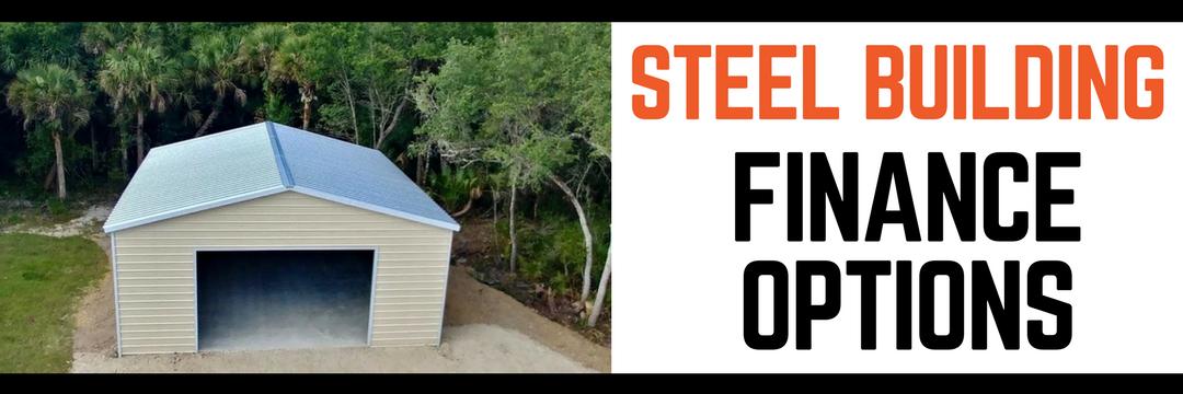 Steel Building Finance Options
