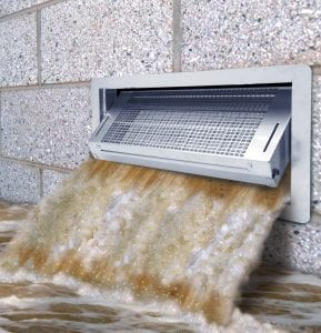 Smart Vent 510 Water Vent