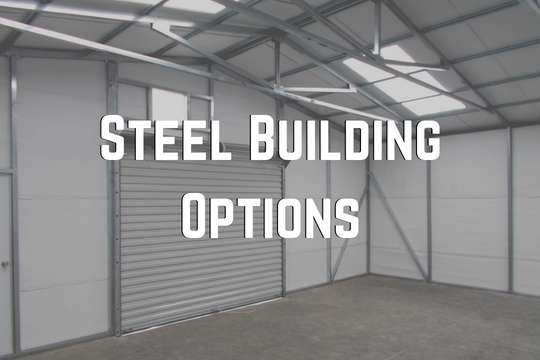 Steel Building Options