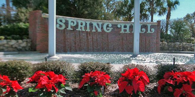 spring hill steel buildings
